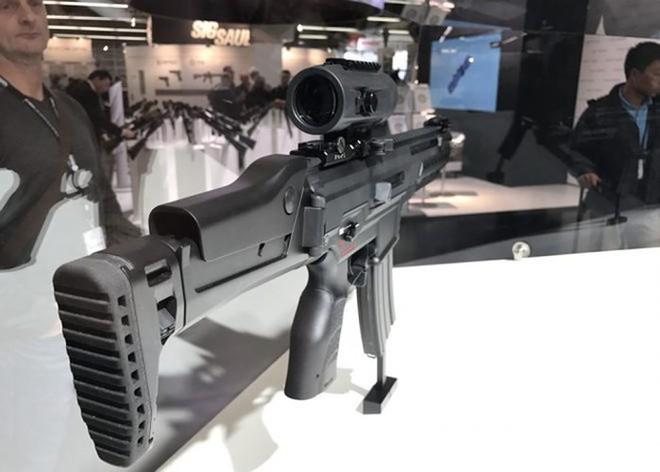 Ảnh: Mổ xẻ sức mạnh súng trường tấn công HK433 của Đức - Ảnh 4.