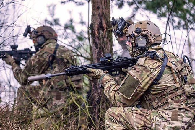 Ảnh: Mổ xẻ sức mạnh súng trường tấn công HK433 của Đức - Ảnh 5.