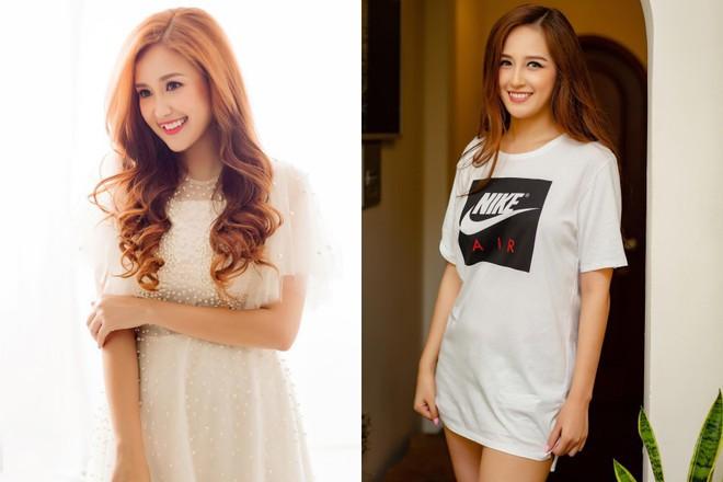 """Hoa hậu Mai Phương Thúy và Phương Hằng """"Gạo nếp gạo tẻ"""" giống nhau như chị em một nhà - Ảnh 6."""