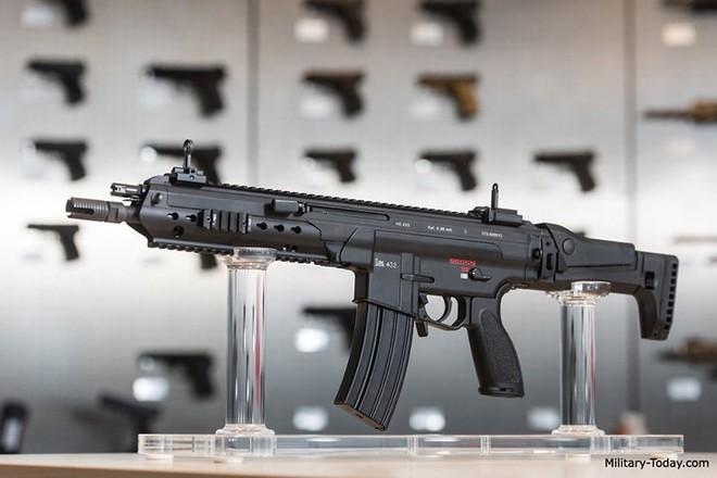 Ảnh: Mổ xẻ sức mạnh súng trường tấn công HK433 của Đức - Ảnh 6.