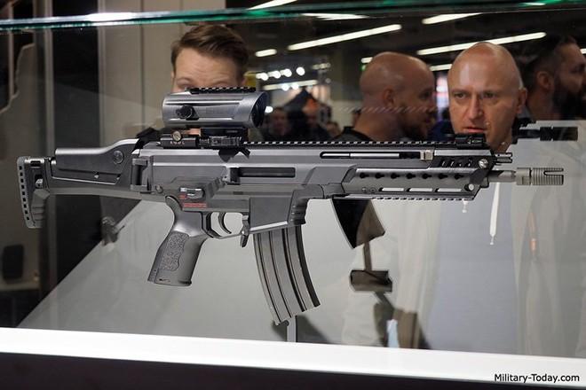 Ảnh: Mổ xẻ sức mạnh súng trường tấn công HK433 của Đức - Ảnh 8.