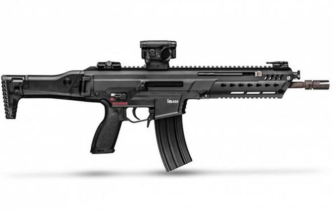 Ảnh: Mổ xẻ sức mạnh súng trường tấn công HK433 của Đức - Ảnh 9.