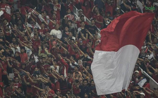 Chưa đá trận nào, Indonesia đã hét giá vé trên trời cho bán kết và chung kết AFF Cup