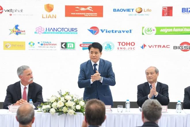 Hà Nội ký hợp đồng tổ chức giải đua F1 trong 10 năm - Ảnh 3.