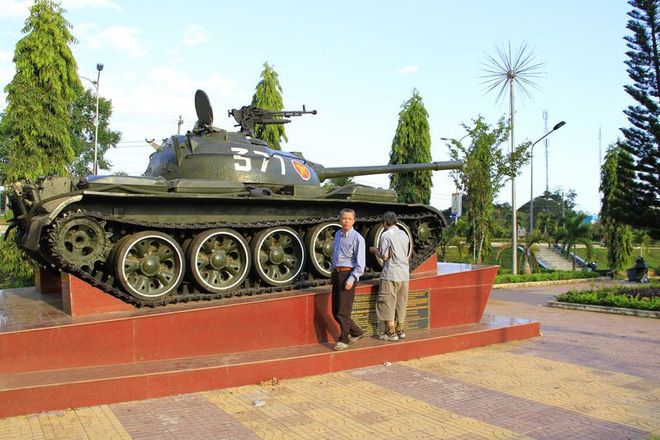 Việt Nam có những kíp xe tăng thiện xạ không kém huyền thoại của Liên Xô - Ảnh 4.