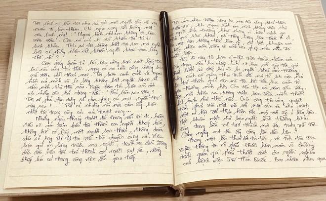 Xôn xao bức tâm thư và điều kì diệu dành cho thạc sĩ xe ôm - Ảnh 7.