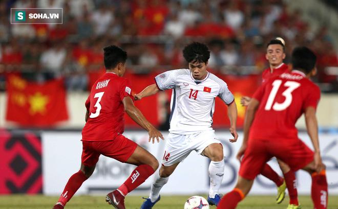 """Thông số hiếm có sau cuộc """"cách mạng"""" ở AFF Cup 2018"""