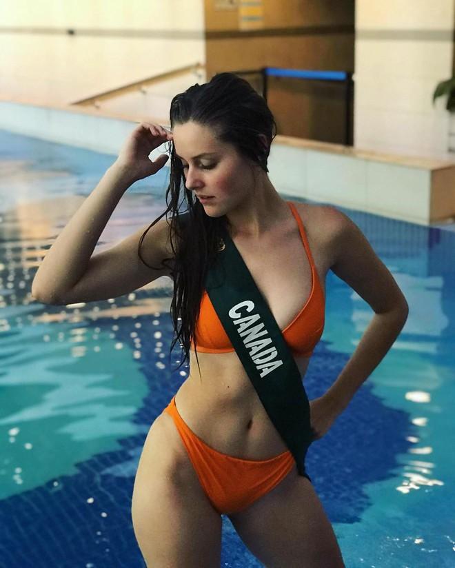 Ba thí sinh Miss Earth 2018 đồng loạt tố cáo đã bị quấy rối tình dục trong thời gian dự thi - Ảnh 1.
