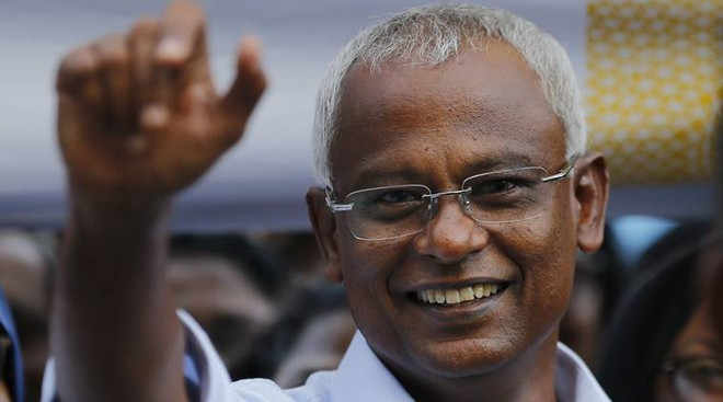 Lo ngại sập bẫy nợ Trung Quốc, tân TT Maldives quyết lôi từng khoản mập mờ ra ánh sáng - Ảnh 1.
