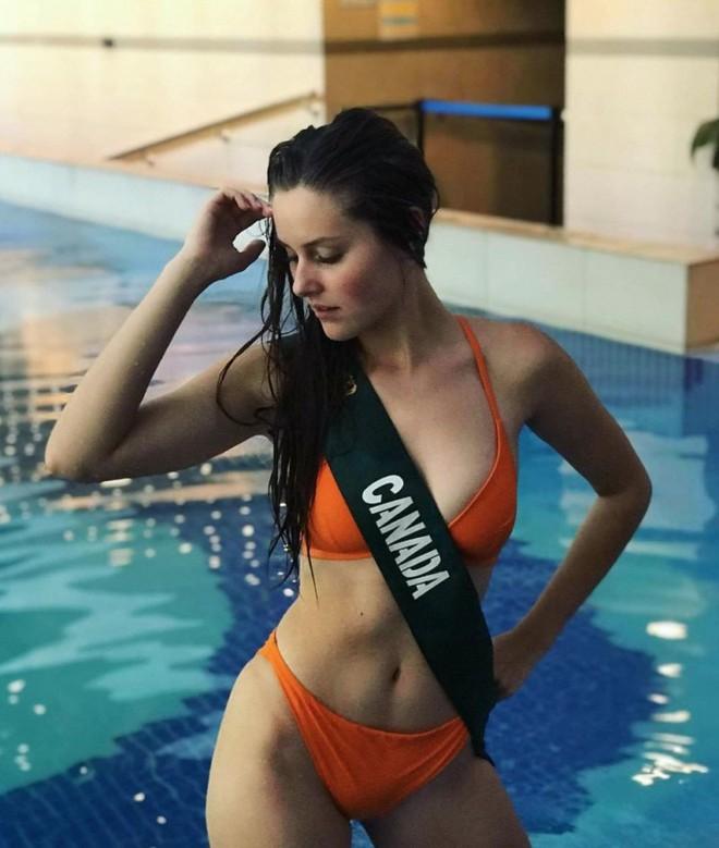 Sau nghi án mua giải của Phương Khánh, đến lượt người đẹp Canada tố bị quấy rối tình dục ở Miss Earth - Ảnh 6.