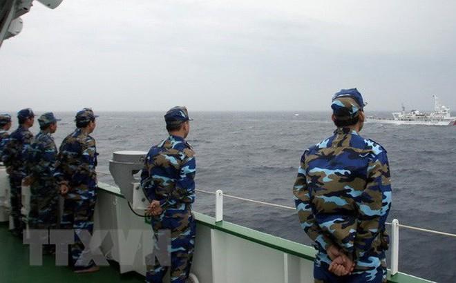 Việt-Trung đàm phán phân định vùng biển ngoài cửa vịnh Bắc Bộ trên cơ sở tuần tự tiệm tiến