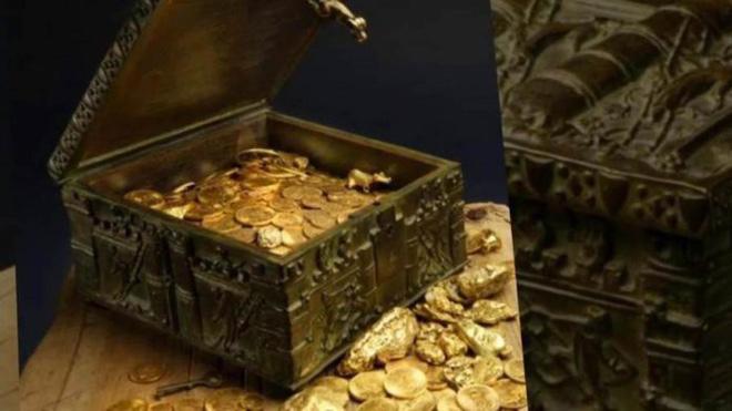 Bí ẩn khó giải về kho báu bị phong ấn suốt 154 năm qua - Ảnh 3.