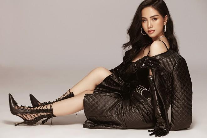 Trang Pilla khoe ảnh mới, dân tình giật mình vì quá giống Hoa hậu Tiểu Vy - Ảnh 3.