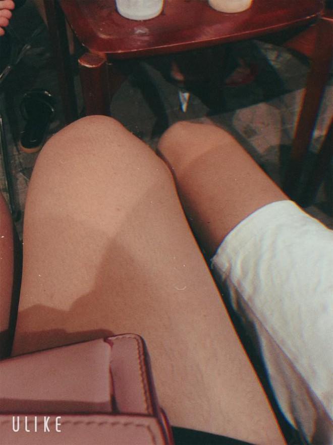 Nghịch lý cuộc đời: Chân con trai vừa thon vừa trắng đọ không lại với chân con gái to tê vững chải - Ảnh 2.