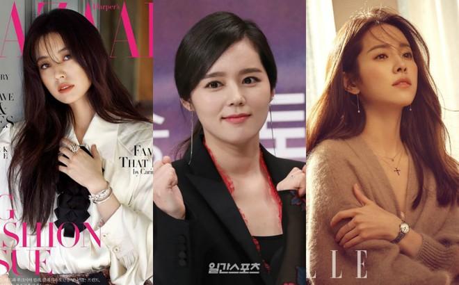 6 cặp đôi chú cháu gây bão showbiz châu Á: Nữ đẹp xuất chúng, nam gia thế khủng, riêng trường hợp cuối ngược lại - Ảnh 6.