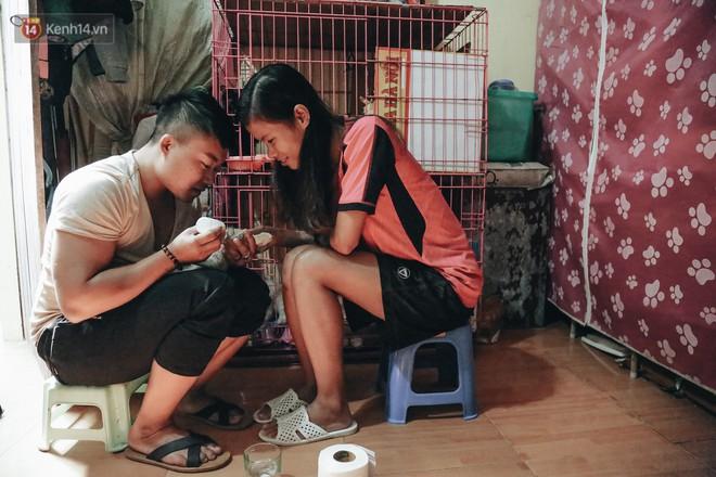 Chuyện tình LGBT xúc động của nam bartender chuyển giới và nữ vận động viên ở Hà Nội: Tụi mình vẫn mong có 1 đứa con - Ảnh 1.