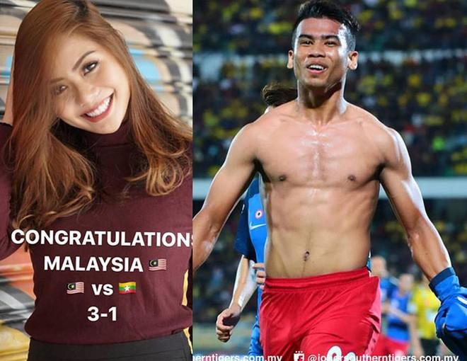 Bỏng mắt ngắm dàn bạn gái là MC, diễn viên của tuyển Malaysia - Ảnh 10.