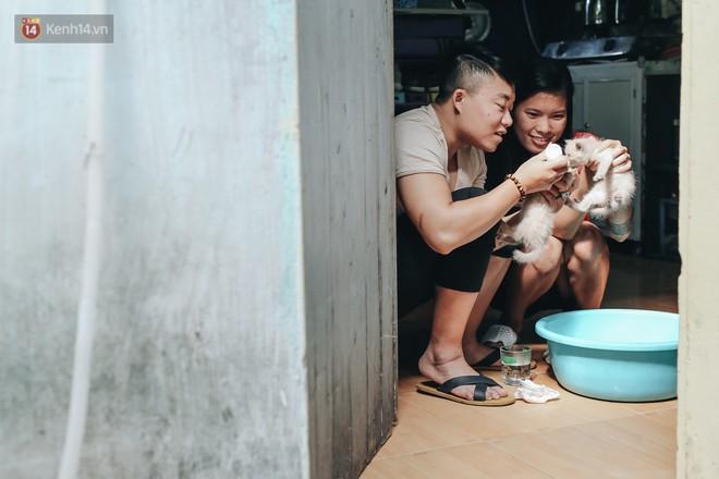 Chuyện tình LGBT xúc động của nam bartender chuyển giới và nữ vận động viên ở Hà Nội: Tụi mình vẫn mong có 1 đứa con - Ảnh 12.