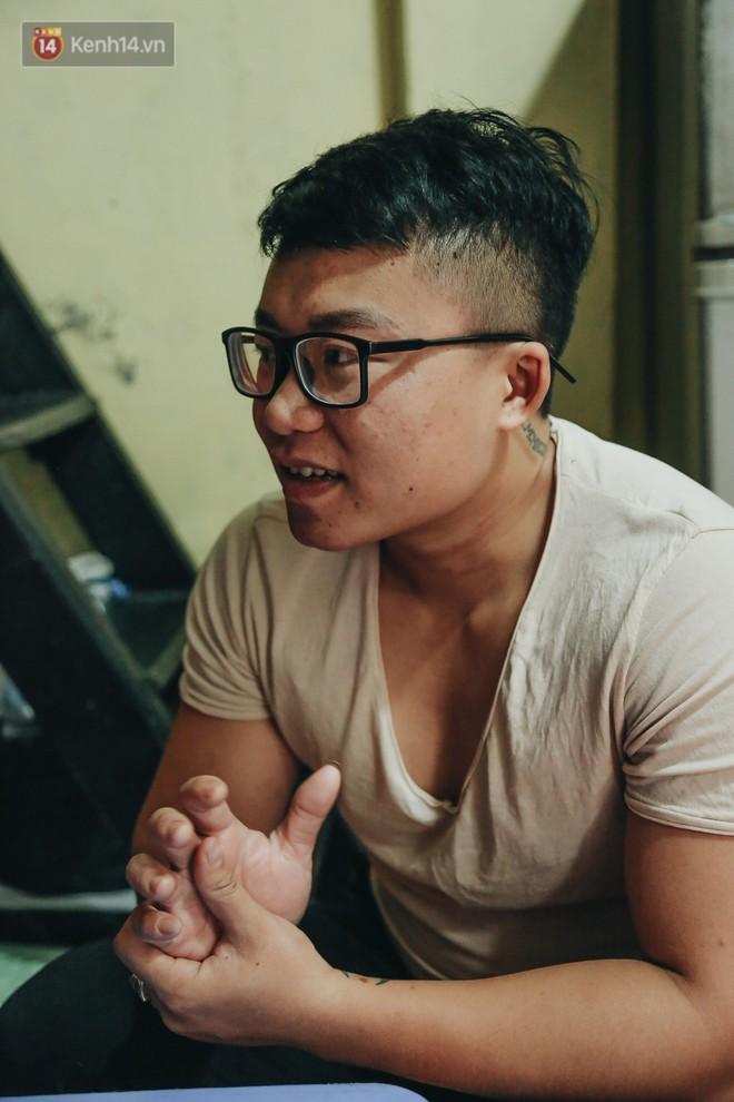 Chuyện tình LGBT xúc động của nam bartender chuyển giới và nữ vận động viên ở Hà Nội: Tụi mình vẫn mong có 1 đứa con - Ảnh 3.