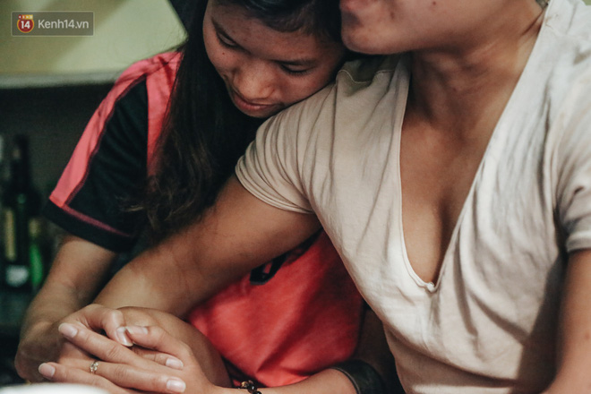 Chuyện tình LGBT xúc động của nam bartender chuyển giới và nữ vận động viên ở Hà Nội: Tụi mình vẫn mong có 1 đứa con - Ảnh 5.