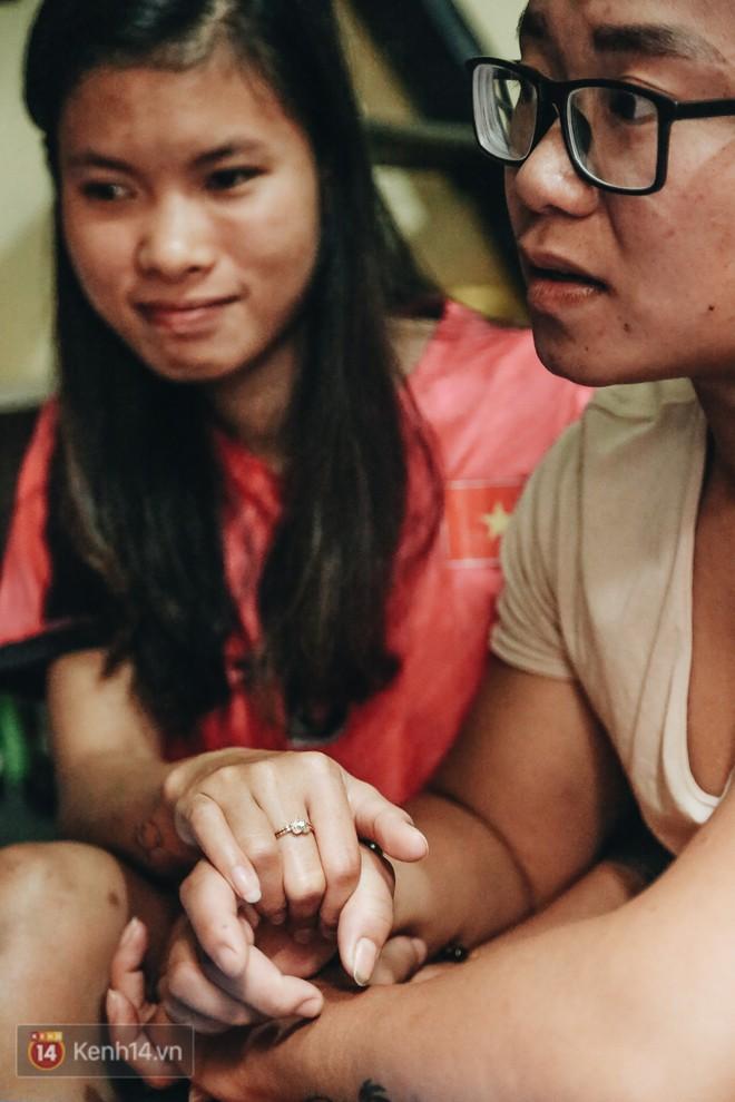 Chuyện tình LGBT xúc động của nam bartender chuyển giới và nữ vận động viên ở Hà Nội: Tụi mình vẫn mong có 1 đứa con - Ảnh 6.