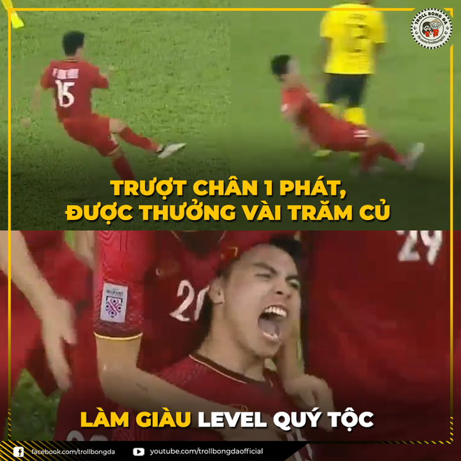 Không chỉ Quang Hải, nhiều cầu thủ Việt Nam khác cũng thành bao cát của ĐT Malaysia - Ảnh 5.