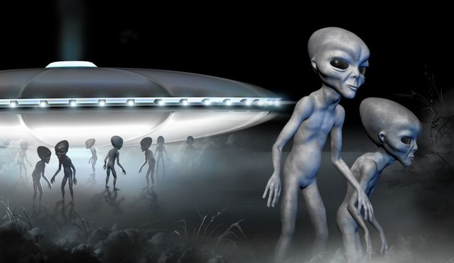 Bí mật của người ngoài hành tinh: Đến Trái Đất và đang âm thầm theo dõi loài người! - Ảnh 1.