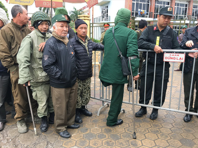 Những người xưng là thương binh muốn đối chất với Phó Chủ tịch VFF - Ảnh 1.