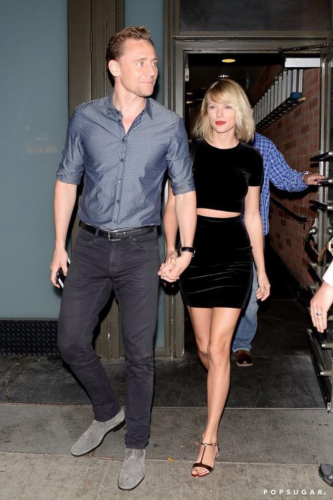 Tom Hiddleston bỗng trở thành vệ sĩ hộ tống cho Taylor Swift và bạn trai Joe Alwyn? - Ảnh 3.