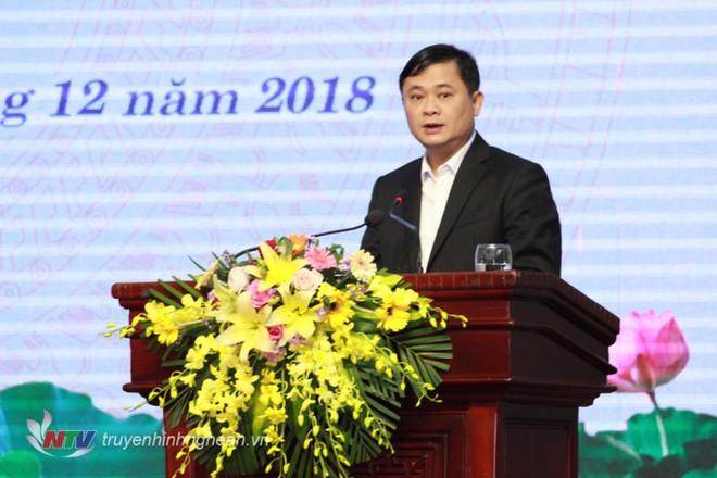 Chân dung tân Phó Chủ tịch tỉnh 44 tuổi của Nghệ An - Ảnh 2.
