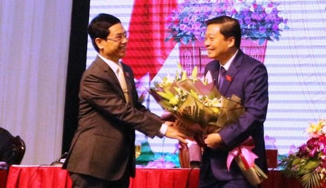 Chân dung tân Phó Chủ tịch tỉnh 44 tuổi của Nghệ An - Ảnh 4.
