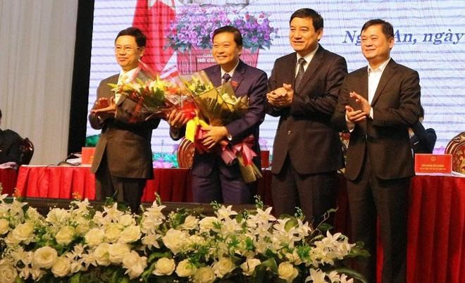 Chân dung tân Phó Chủ tịch tỉnh 44 tuổi của Nghệ An - Ảnh 5.