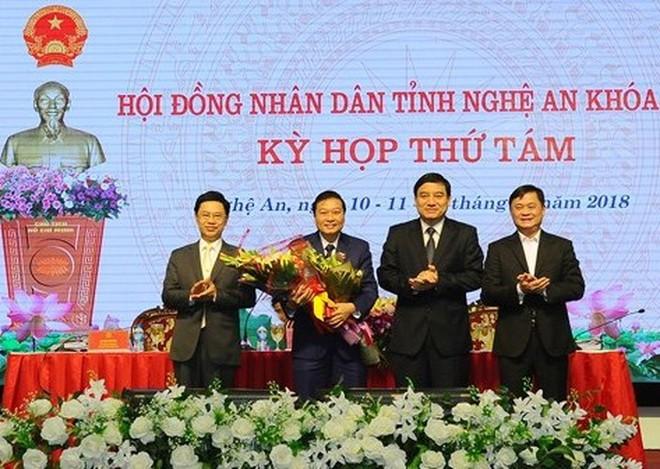 Chân dung tân Phó Chủ tịch tỉnh 44 tuổi của Nghệ An - Ảnh 6.
