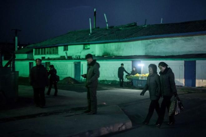Hình ảnh đẹp về đất nước Triều Tiên trong mùa Đông buốt giá - Ảnh 7.