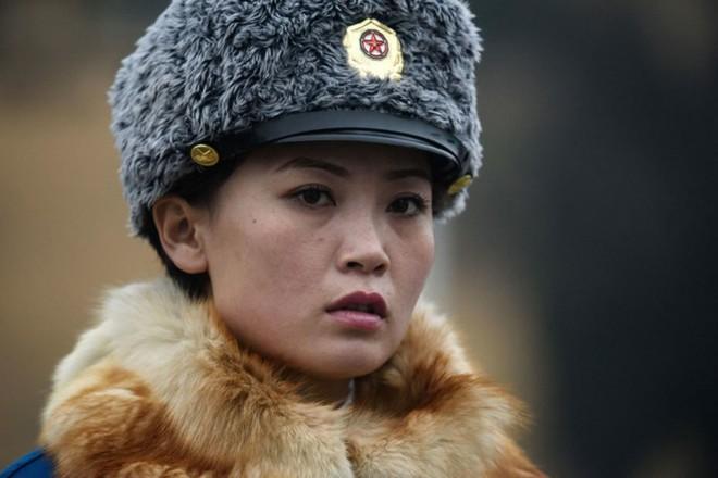 Hình ảnh đẹp về đất nước Triều Tiên trong mùa Đông buốt giá - Ảnh 8.