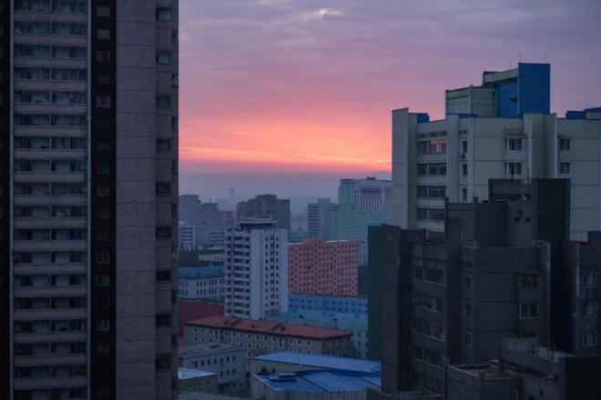 Hình ảnh đẹp về đất nước Triều Tiên trong mùa Đông buốt giá - Ảnh 10.
