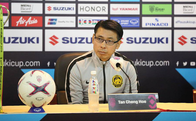 3 ngôi sao trở lại, HLV Malaysia tự tin hé lộ chiến thuật dùng để đấu với Việt Nam