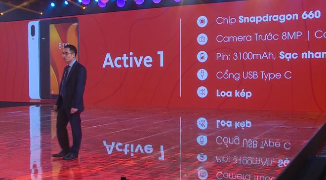 CEO VinSmart: Đây là mẫu điện thoại rất tinh tế, tinh xảo và cao cấp - Ảnh 12.