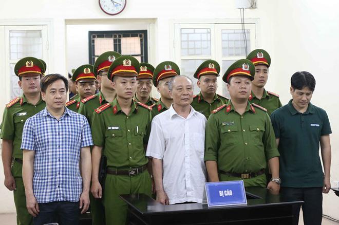 Điểm mặt những cựu tướng công an ngã ngựa do liên quan Vũ nhôm - Ảnh 1.