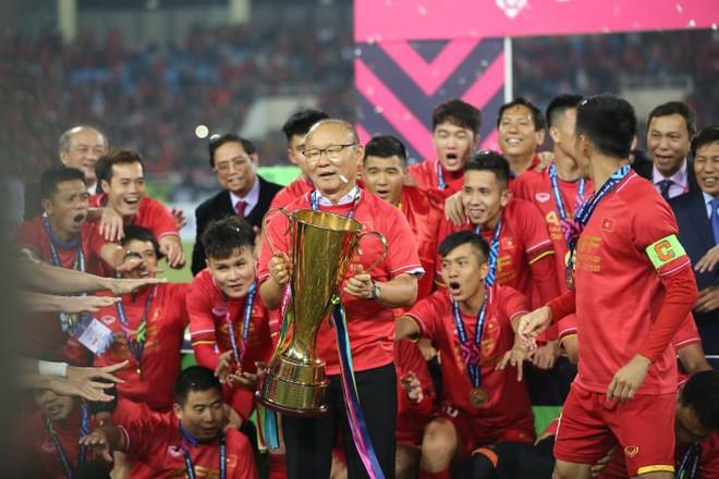 Khen ngợi chức vô địch AFF Cup, Chủ tịch AFC chờ đợi Việt Nam làm nên chuyện ở Asian Cup - Ảnh 1.