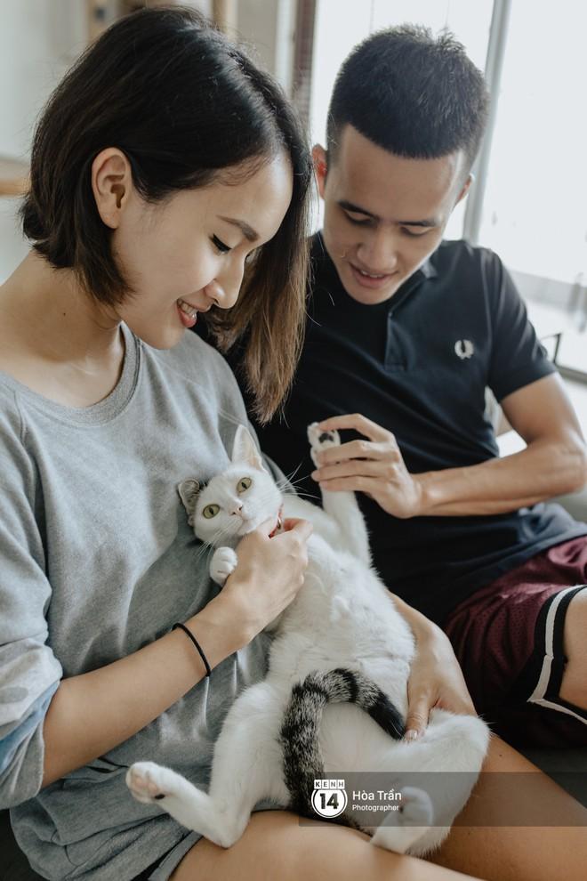 Hot vlogger Giang ơi nói về chuyện hôn nhân: Kinh tế ổn mới có cảm hứng mà yêu, bụng đói sao yêu được - Ảnh 6.