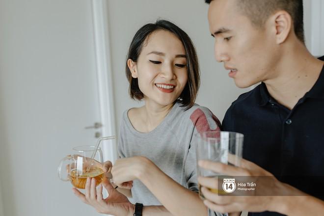 Hot vlogger Giang ơi nói về chuyện hôn nhân: Kinh tế ổn mới có cảm hứng mà yêu, bụng đói sao yêu được - Ảnh 10.