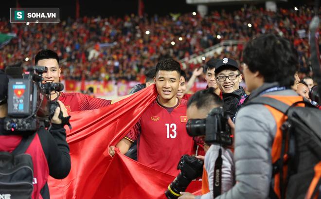 Trùng hợp lạ lùng giữa chức vô địch AFF Cup 2008 và 2018 của Việt Nam