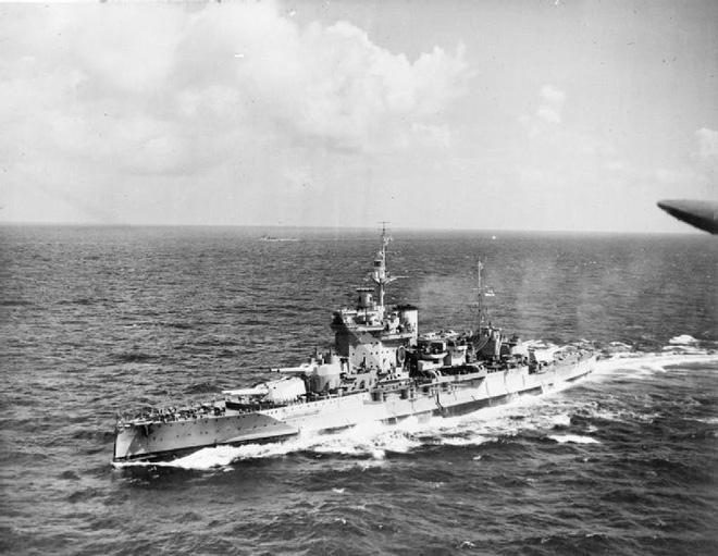 Trận hải chiến đẫm máu Anh - Đức: Cuộc đối đầu ác liệt của thiết giáp hạm - Ảnh 2.