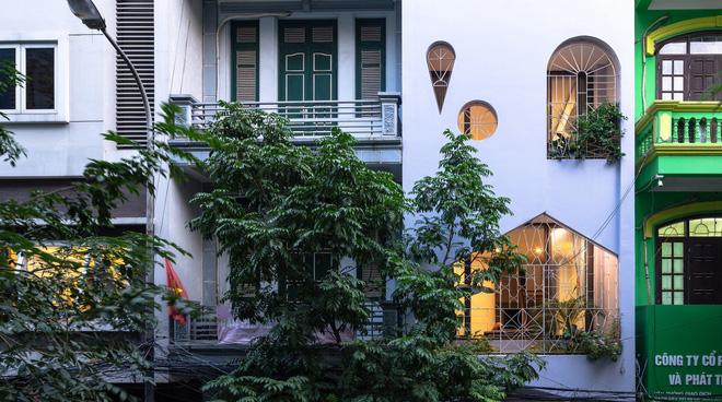 Thiết kế lạ của ngôi nhà Việt trên báo Mỹ - Ảnh 7.