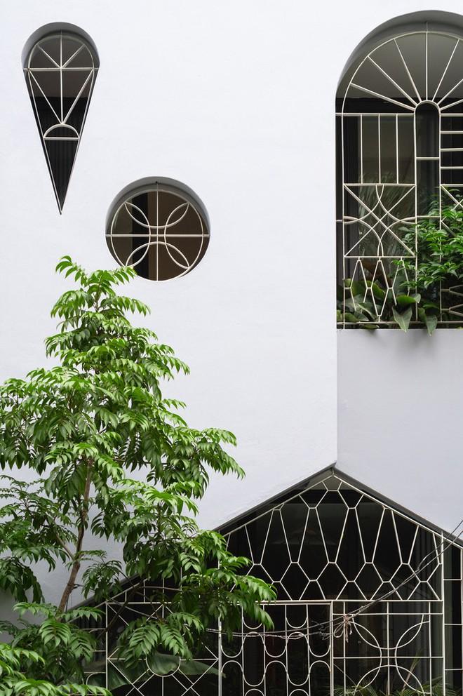 Thiết kế lạ của ngôi nhà Việt trên báo Mỹ - Ảnh 3.
