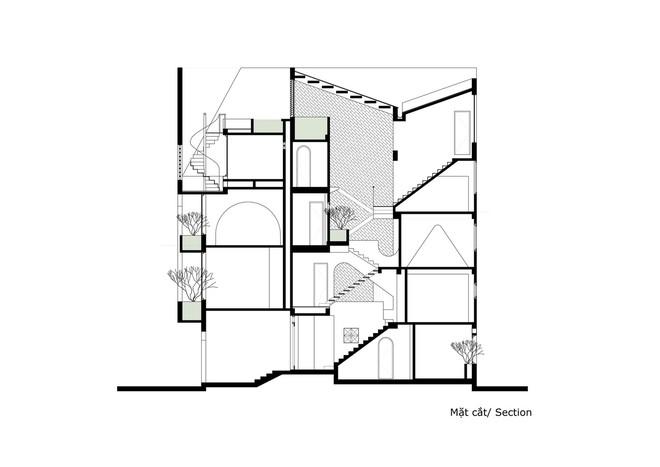 Thiết kế lạ của ngôi nhà Việt trên báo Mỹ - Ảnh 2.