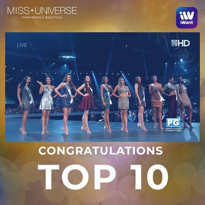 HHen Niê lập kỳ tích chưa từng có trong lịch sử, lọt top 5 Hoa hậu Hoàn vũ thế giới 2018 - Ảnh 8.