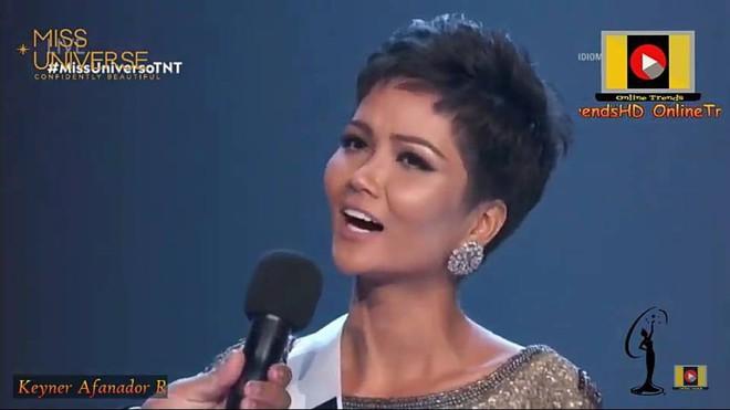 HHen Niê lập kỳ tích chưa từng có trong lịch sử, lọt top 5 Hoa hậu Hoàn vũ thế giới 2018 - Ảnh 11.