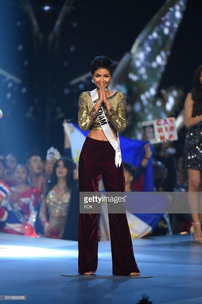HHen Niê lập kỳ tích chưa từng có trong lịch sử, lọt top 5 Hoa hậu Hoàn vũ thế giới 2018 - Ảnh 6.
